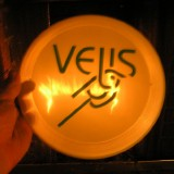 Vells : Frisbee : Glow in the Dark Frisbee